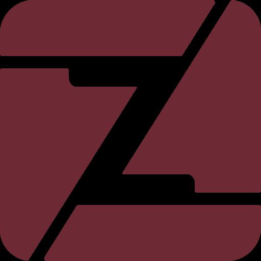 Zoom logo.